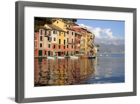 Riviera of Portofino, Italy-Kymri Wilt-Framed Art Print