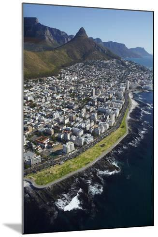 Sea Point Promenade, Lion's Head, Cape Town, South Africa-David Wall-Mounted Photographic Print