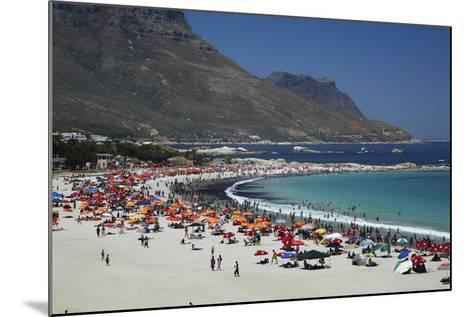 Camps Bay, Cape Town, South Africa-David Wall-Mounted Photographic Print