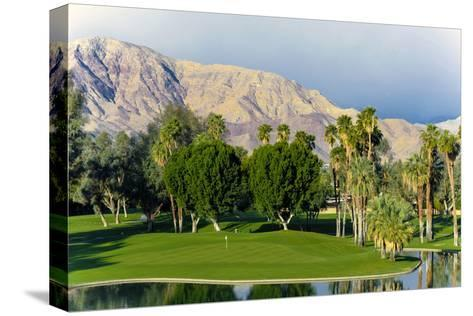 Desert Island Golf and Country Club, Rancho Mirage, California, USA-Richard Duval-Stretched Canvas Print