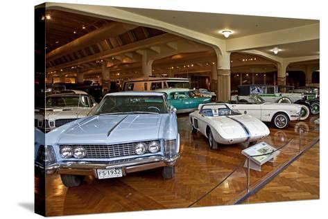 Henry Ford Museum in Dearborn, Michigan, USA-Joe Restuccia III-Stretched Canvas Print
