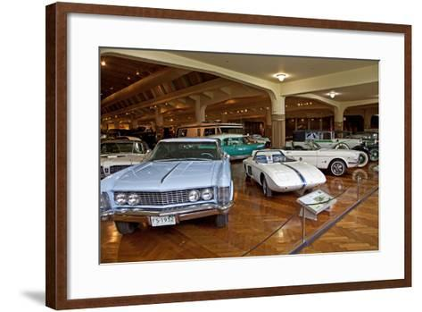 Henry Ford Museum in Dearborn, Michigan, USA-Joe Restuccia III-Framed Art Print
