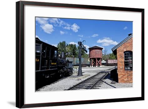 The Sites Greenfield Village in Dearborn, Michigan, USA-Joe Restuccia III-Framed Art Print