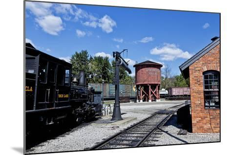 The Sites Greenfield Village in Dearborn, Michigan, USA-Joe Restuccia III-Mounted Photographic Print