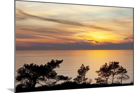 Sunset on Ocean, La Jolla, California, USA-Jaynes Gallery-Mounted Photographic Print
