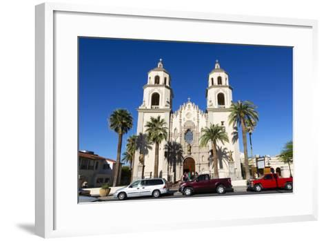 Saint Augustine Cathedral, Tucson, Arizona, USA-Jamie & Judy Wild-Framed Art Print