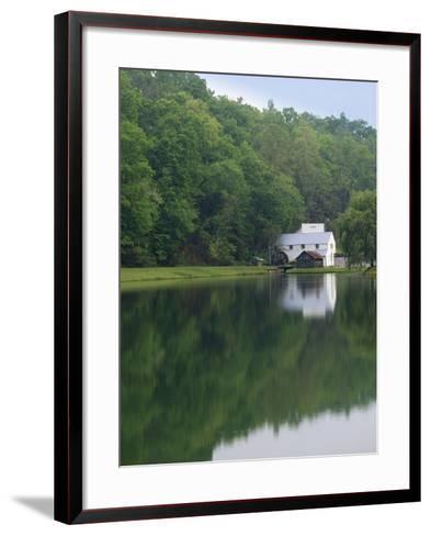 Zanoni Mill, the Ozarks, Missouri, USA-Charles Gurche-Framed Art Print