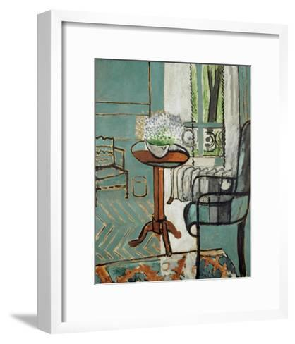 The Window, 1916-Henri Matisse-Framed Art Print
