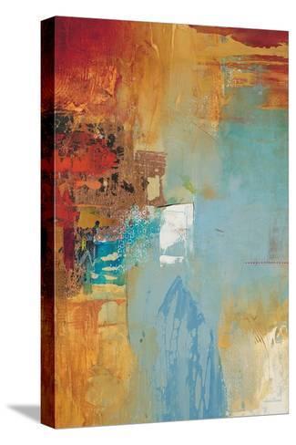 Aqua Illusion 2-Gabriela Villarreal-Stretched Canvas Print