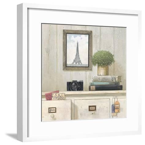 Paris Traveler-Arnie Fisk-Framed Art Print