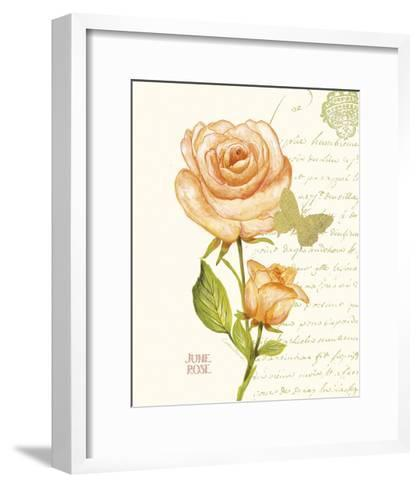 June Rose-Ariane Sarah-Framed Art Print