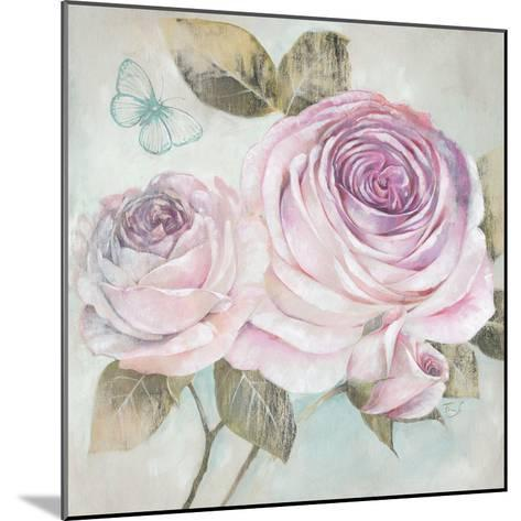 Rose Shimmer-Stefania Ferri-Mounted Art Print
