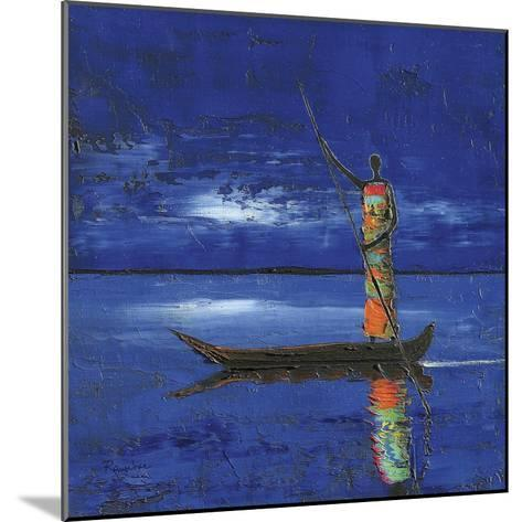 Midnight Voyage 2-Michel Rauscher-Mounted Art Print
