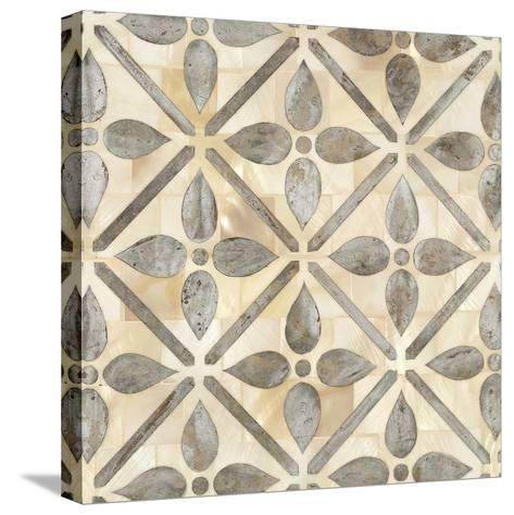 Natural Moroccan Tile 1-Hope Smith-Stretched Canvas Print
