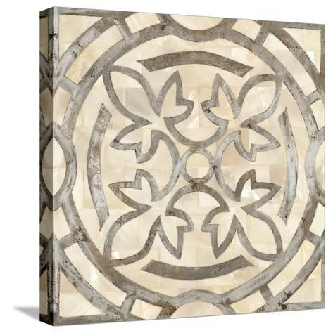 Natural Moroccan Tile 3-Hope Smith-Stretched Canvas Print