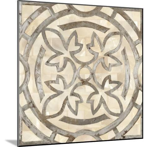 Natural Moroccan Tile 3-Hope Smith-Mounted Art Print