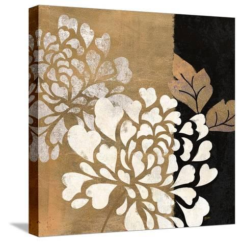 Glamour of Gold 1-Bella Dos Santos-Stretched Canvas Print