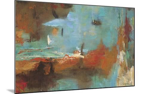 Seaside Rhythm 2-Gabriela Villarreal-Mounted Art Print