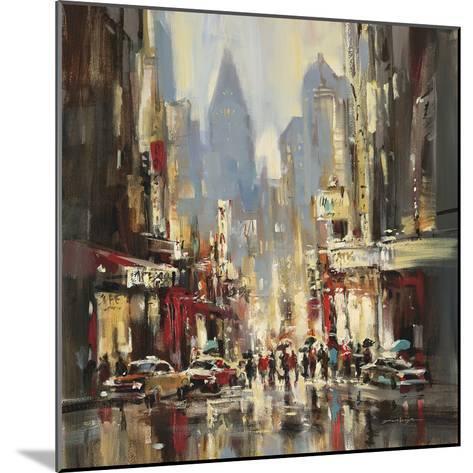 City Sensation-Brent Heighton-Mounted Art Print