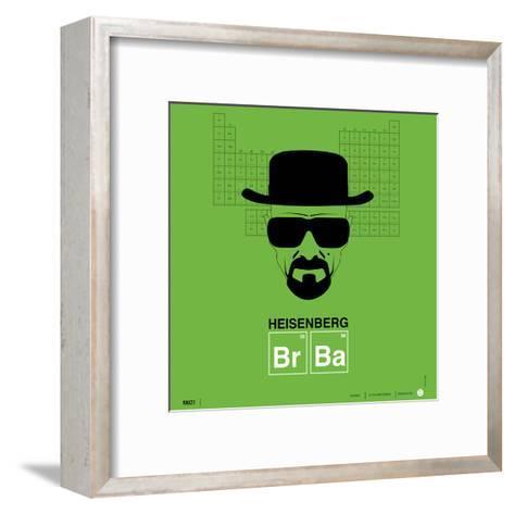 Heisenberg Poster-NaxArt-Framed Art Print