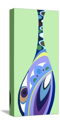 Moderno Bello II-Mary Calkins-Stretched Canvas Print