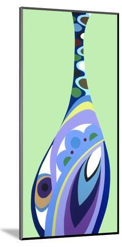Moderno Bello II-Mary Calkins-Mounted Premium Giclee Print