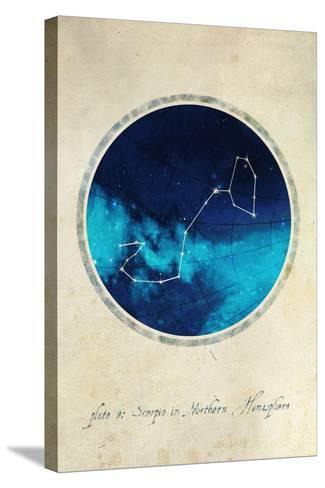 Scorpio-GI ArtLab-Stretched Canvas Print