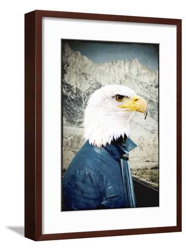 Free Spirit-GI ArtLab-Framed Art Print