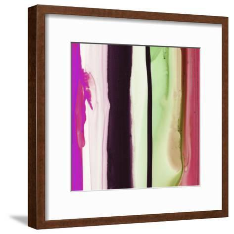 Colorful Ink Wash 2A-Tracy Hiner-Framed Art Print