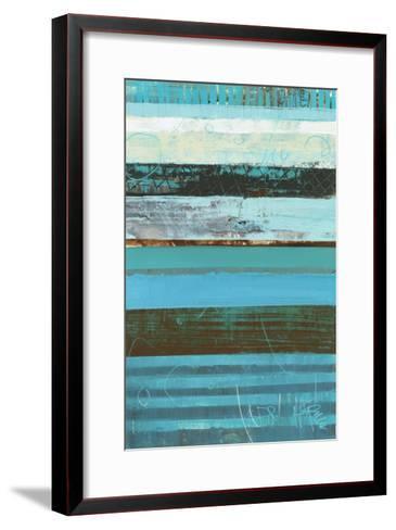 Letters to Jackie 2-Akiko Hiromoto-Framed Art Print