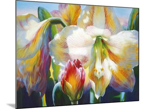 Amarylis-Elizabeth Horning-Mounted Premium Giclee Print