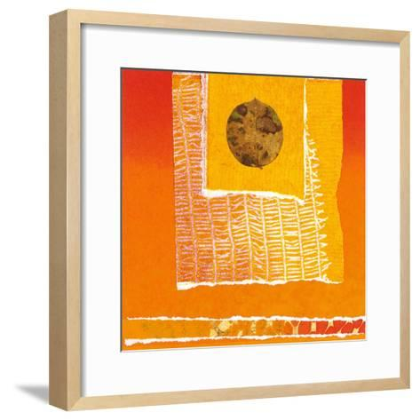 Sunscape 1-Bonnie Wilkins-Framed Art Print