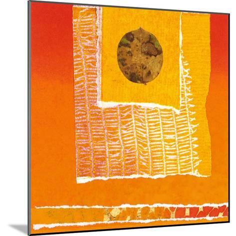 Sunscape 1-Bonnie Wilkins-Mounted Premium Giclee Print