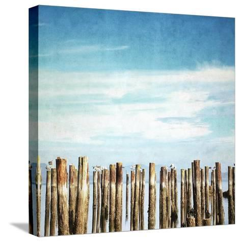 Anacortes-Mimi Payne-Stretched Canvas Print