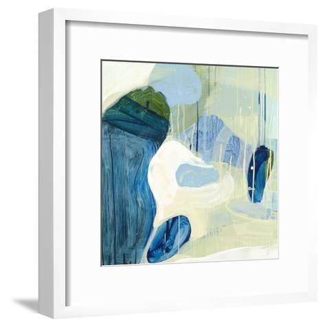 Summer Shower 2-Glenn Allen-Framed Art Print