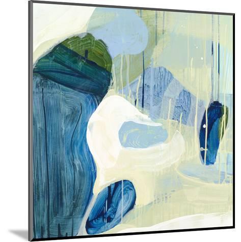Summer Shower 2-Glenn Allen-Mounted Premium Giclee Print