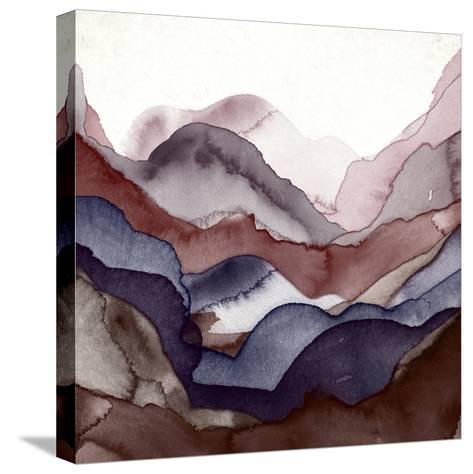 Rose Quartz A-GI ArtLab-Stretched Canvas Print