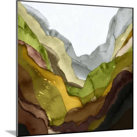 Color Field 2-GI ArtLab-Mounted Premium Giclee Print