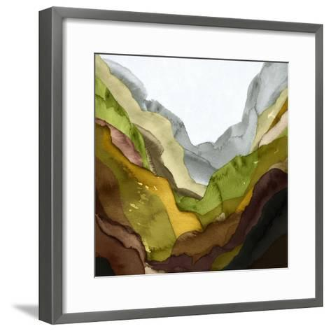 Color Field 2-GI ArtLab-Framed Art Print