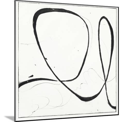 Big Swirl 2-Susan Gillette-Mounted Premium Giclee Print