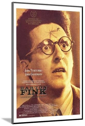 Barton Fink--Mounted Art Print