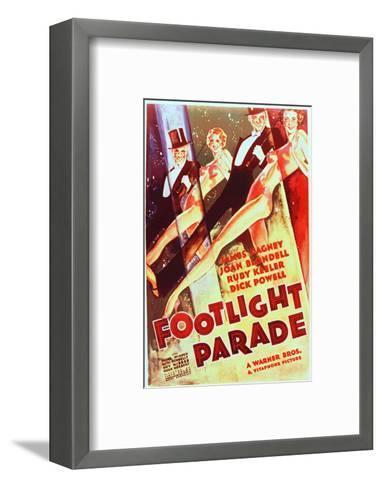 Footlight Parade--Framed Art Print