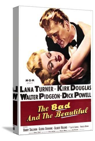 The Bad and the Beautiful--Stretched Canvas Print