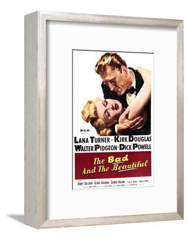The Bad and the Beautiful--Framed Art Print