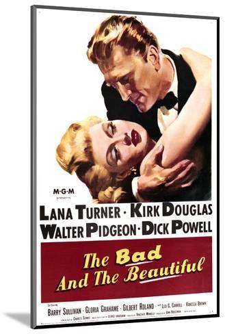 The Bad and the Beautiful--Mounted Art Print