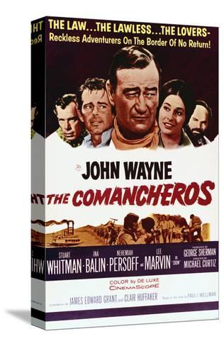 The Comancheros--Stretched Canvas Print