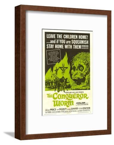 Witchfinder General--Framed Art Print