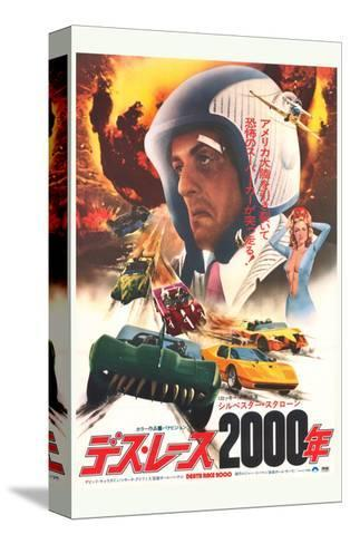 Death Race 2000--Stretched Canvas Print