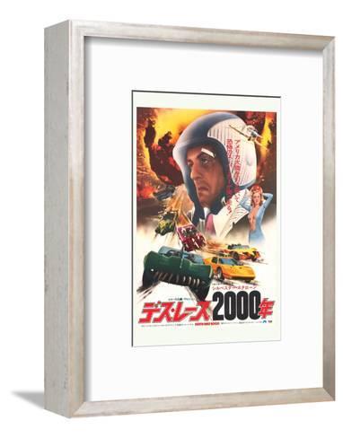 Death Race 2000--Framed Art Print