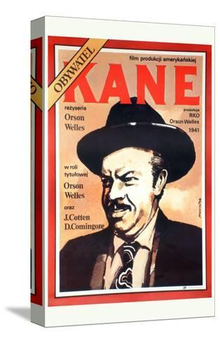 Citizen Kane--Stretched Canvas Print